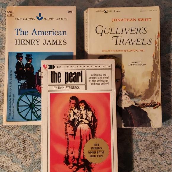 3 Vintage Classics